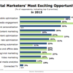 Most Exciting Digital Marketing Opportunities In 2013 [CHART]