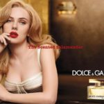 Eye Tracking On Scarlett Johansson Dolce & Gabbana Ad [HEATMAP]