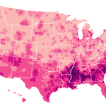 American Cultural Divide: 3 TV Shows' Popularity By Geography [MAPS]