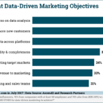 Top Data-Driven Marketing Objectives [CHART]