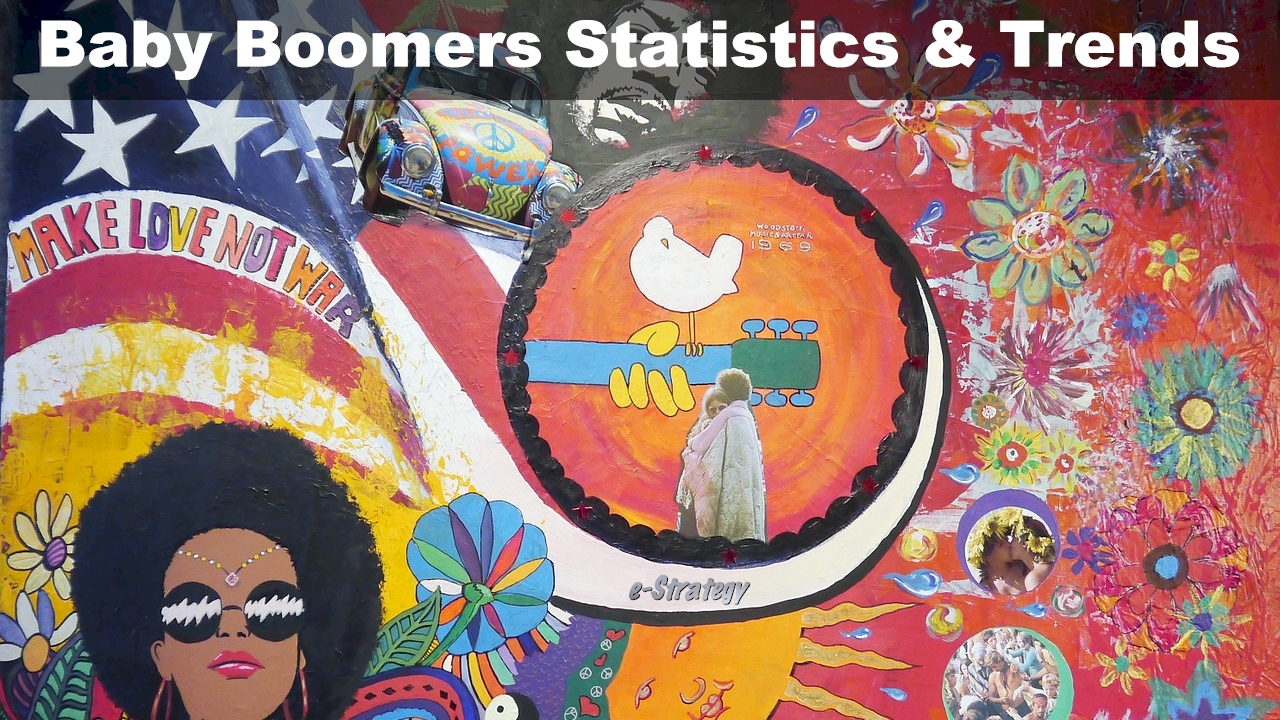Baby Boomers Statistics & Trends