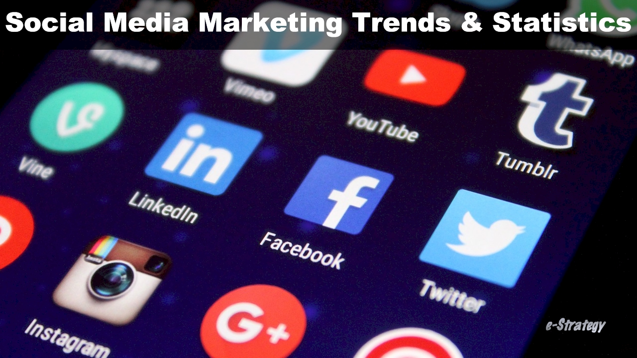 Social Media Marketing Statistics & Trends