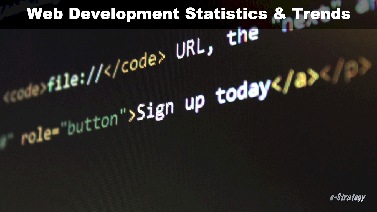 Web Development Statistics & Trends