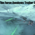 Star Wars - The Force Awakens Trailer Statistics