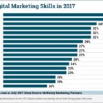 Chart: Top Digital Marketing Skills, 2017