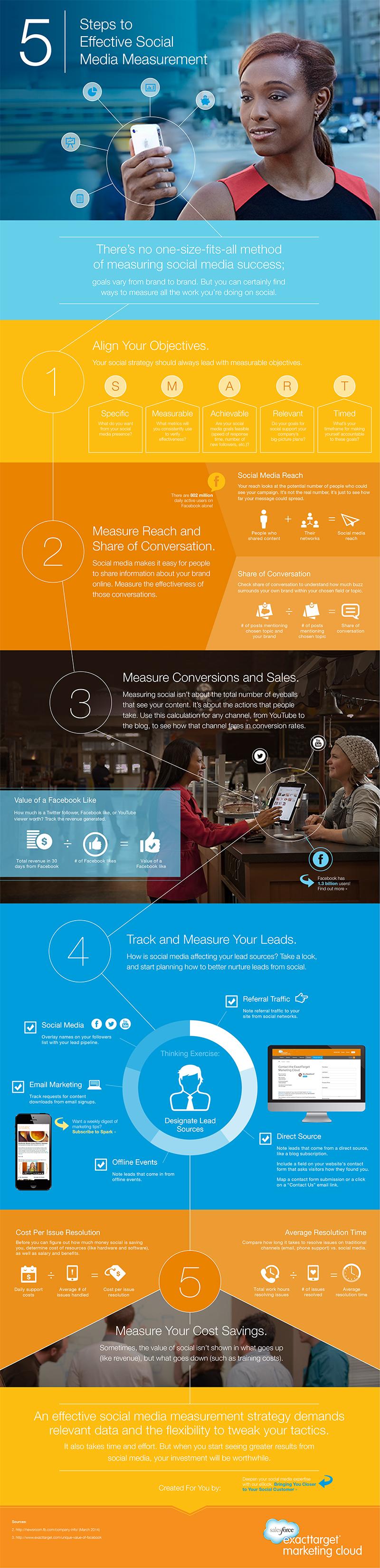 Infographic: Social Media Measurement