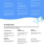 Infographic: Blogging Ideas