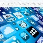 B2B & B2C Social Media Use
