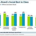 Chart: Best In Class Social Media Elements